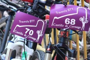 V Travesía BTT Castillo de Cornago