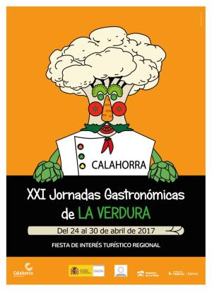 XXI Jornadas Gastronómicas de la Verdura