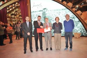 Fitur otorga a La Rioja el premio al mejor stand de Instituciones y Comunidades Autónomas en su edición 2016
