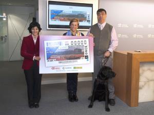 La ONCE dedica 5,5 millones de cupones a las Rutas Enológicas de La Rioja
