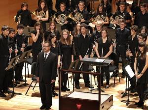 La Banda Sinfónica de La Rioja actuará el próximo domingo en Riojaforum