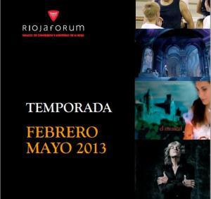 Programación cultural febrero - mayo 2013