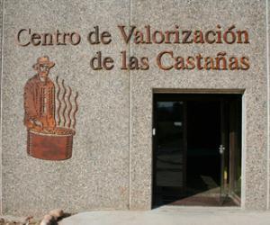 Centro de Valorización de Las Castañas
