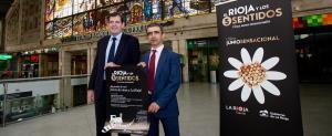 En tren desde Bilbao a la Feria de los Vinos de La Rioja
