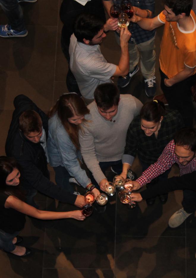 XX Cata Presentación Añada de Bodegas Familiares de Rioja