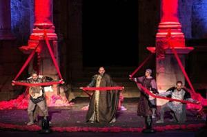 Verbo representa en Riojaforum 'El cerco de Numancia', de Cervantes