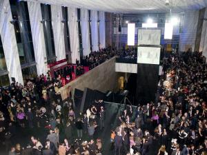Zona de exposiciones