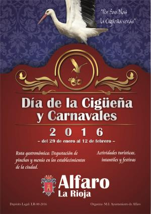 Día de la Cigüeña y Carnavales