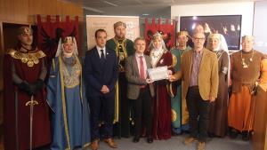 La 48º Edición de 'El Reino de Nájera' homenajeará al Rey Don García coincidiendo con el primer milenario de su nacimiento