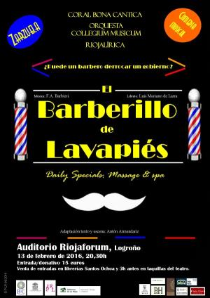 EL BARBERILLO DE LAVAPÍES