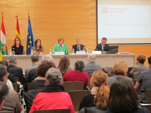 El Gobierno de La Rioja presenta al sector turístico rutas turísticas internacionales diferenciadoras para su posible implementación en La Rioja