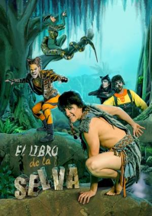 """EL LIBRO DE LA SELVA"""