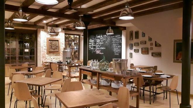 Restaurante Gran Ferretería
