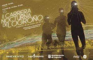 I Carrera Nocturna de Logroño