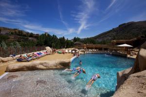 El Barranco Perdido inicia mañana la temporada de verano con la apertura de instalaciones acuáticas y nuevos espectáculos