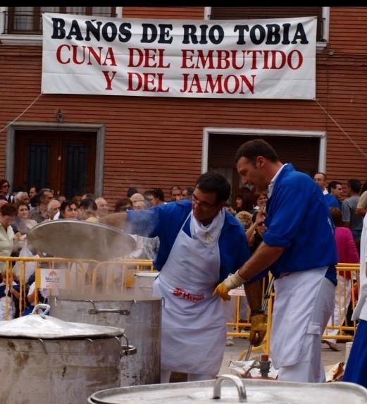 43 Festival del chorizo de Baños de Río Tobía