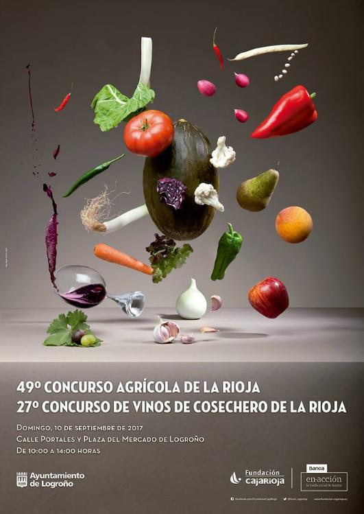 Concurso Agrícola de La Rioja y Concurso de Vinos de Cosecheros de La Rioja