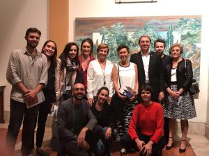 La Rioja ha participado en el programa cultural Remover Roma con Santiago que se celebra en la capital italiana