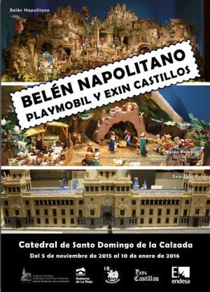 Belén Napolitano – Playmobil y Exin Castillos