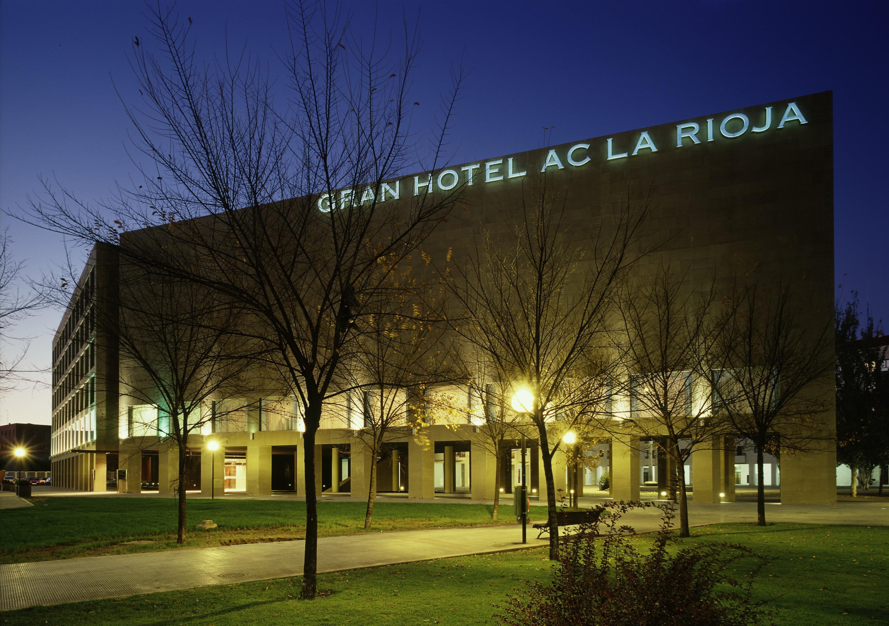 Gran hotel ac la rioja alojamientos la rioja turismo for Hoteles en la rioja