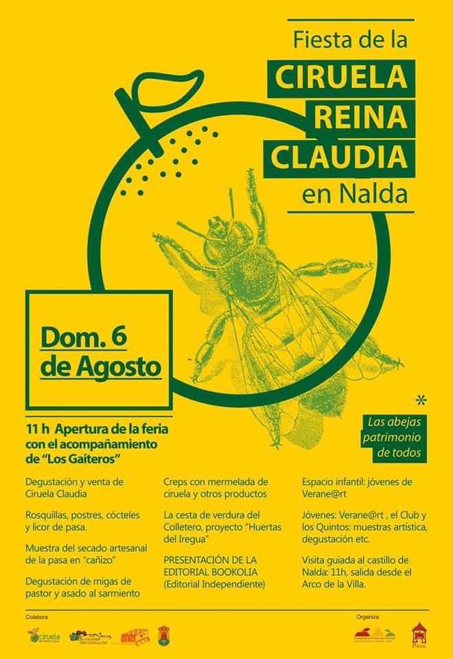 Fiesta de la Ciruela Reina Claudia de Nalda
