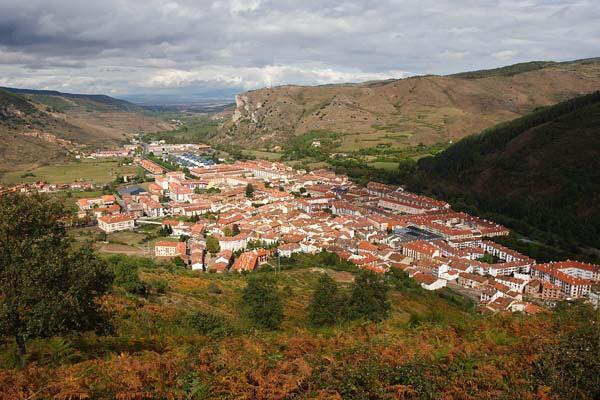 Etapa 1, Santo Domingo de la Calzada-Ezcaray (tramo de vía verde del Oja)