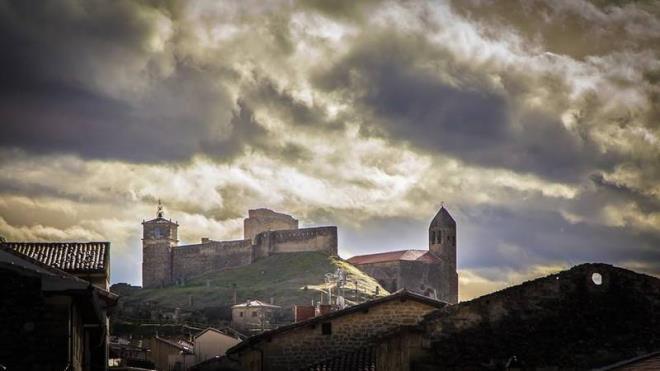 CASTILLO FORTALEZA DE SAN VICENTE DE LA SONSIERRA