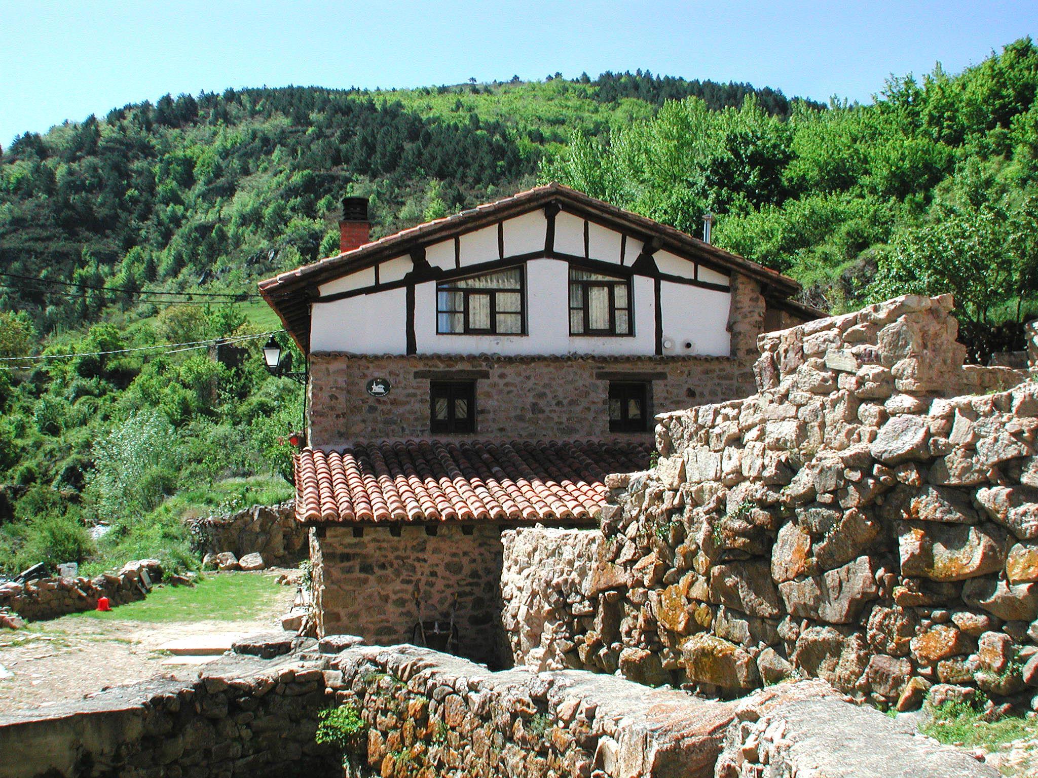 Casa posada de urreci alojamientos la rioja turismo for Hoteles en la rioja