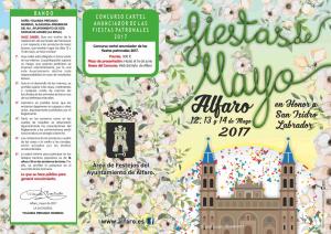 Fiestas de mayo en Alfaro en honor a San Isidro Labrador