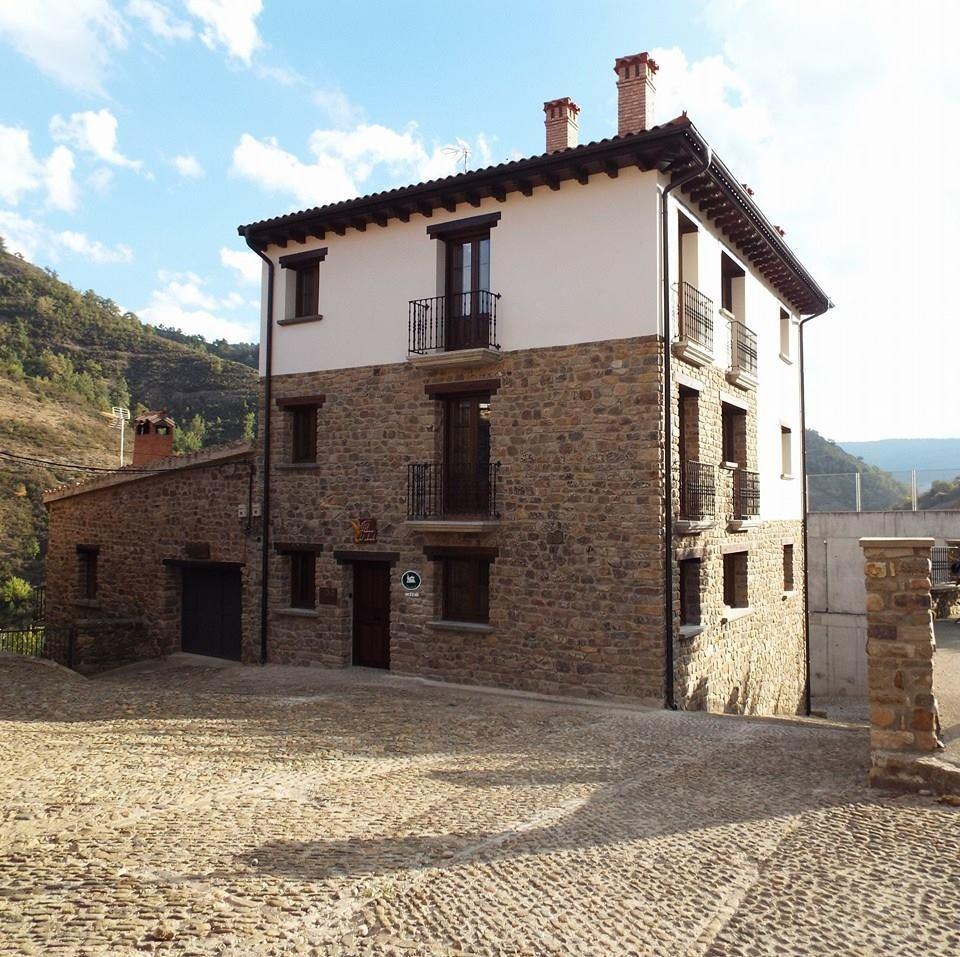 Casa rural el palomar del abuelo alojamientos la rioja - La casa vieja del abuelo ...
