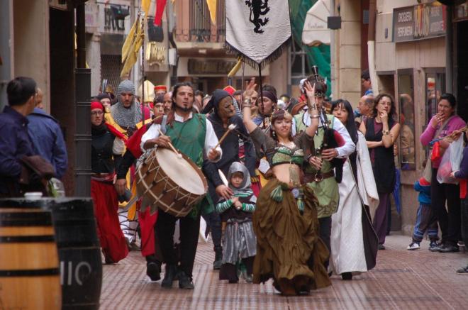 Mercado Medieval de Nájera