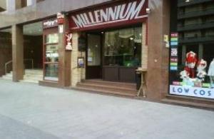 CAFETERÍA MILLENIUM