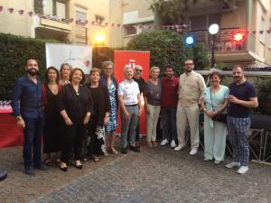 Los atractivos turísticos de La Rioja protagonizan el día E del Instituto Cervantes en Roma