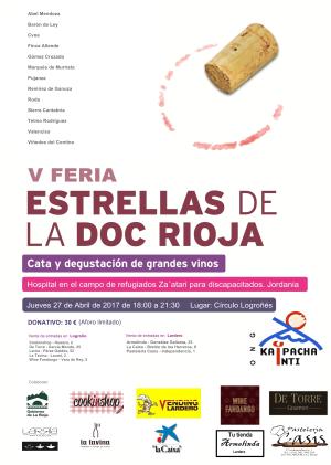 V Feria de estrellas de la DOC Rioja