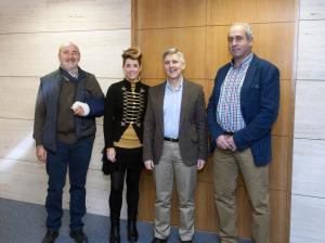 Las bodegas riojanas David Moreno y Lecea, galardonadas en la III Edición de los Premios de Enoturismo Rutas de Vino de España