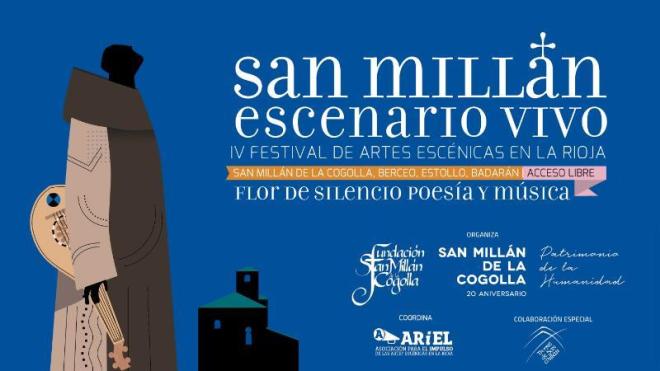 San Millán Escenario Vivo – IV Festival de Artes Escénicas en La Rioja