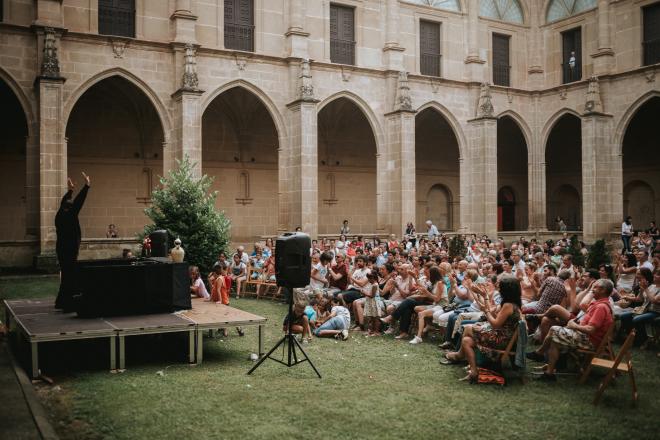 San Millán Escenario Vivo – III Festival de Artes Escénicas en La Rioja