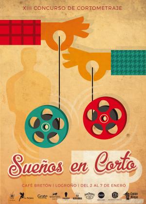 'Sueños en Corto' proyectará 33 cortometrajes en Actual 18