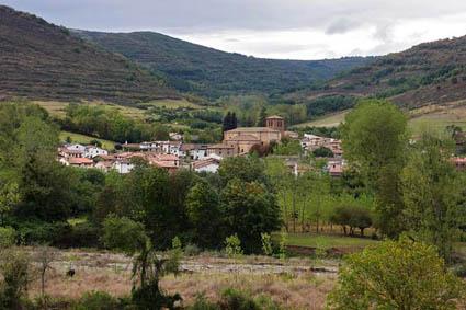 Etapa 2, Sto. Domingo de la Calzada - Ezcaray
