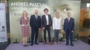 González Menorca participa en la presentación de la nueva obra del escritor Andrés Pascual en la que se evoca La Rioja