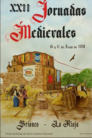 17. Mittelalterliche Tage von Briones