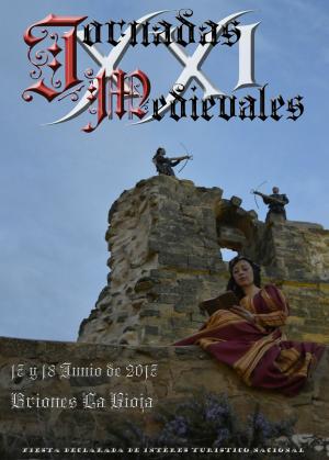 XXI Jornadas Medievales de Briones