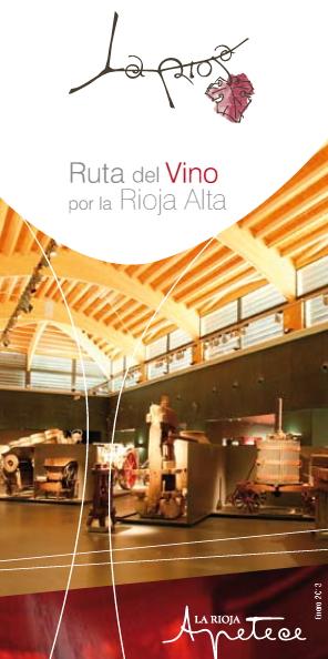 Ruta del vino por La Rioja Alta
