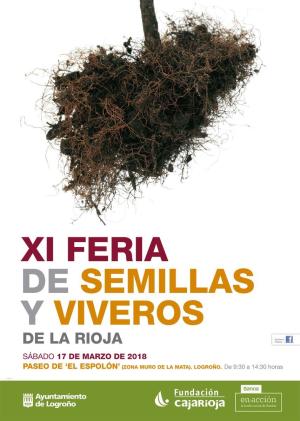 Mercado de Semillas y Viveros de La Rioja