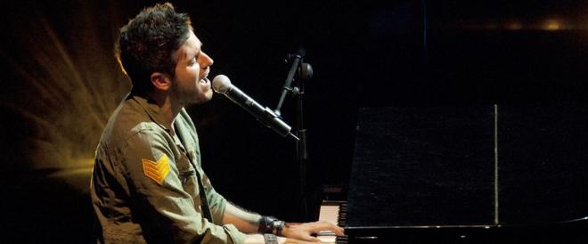 Pablo López actuará en Logroño el 3 de marzo