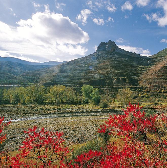 Ruta por la Reserva de la Biosfera de La Rioja