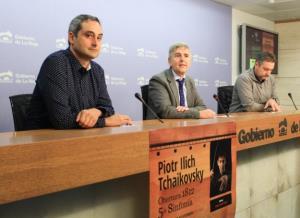 La Orquesta Sinfónica de La Rioja actuará en Riojaforum el sábado 26
