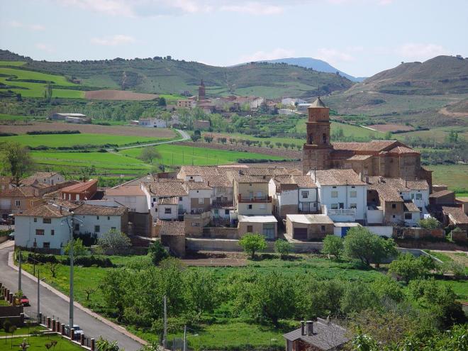 Ocón Valley