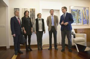 La Rioja y Castilla y León estrechan su colaboración para la promoción y desarrollo de los recursos turísticos y culturales que comparten