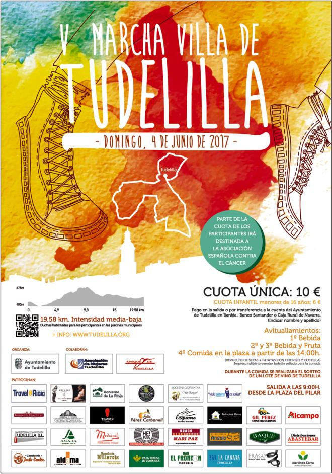 "V Marcha ""Villa de Tudelilla"""